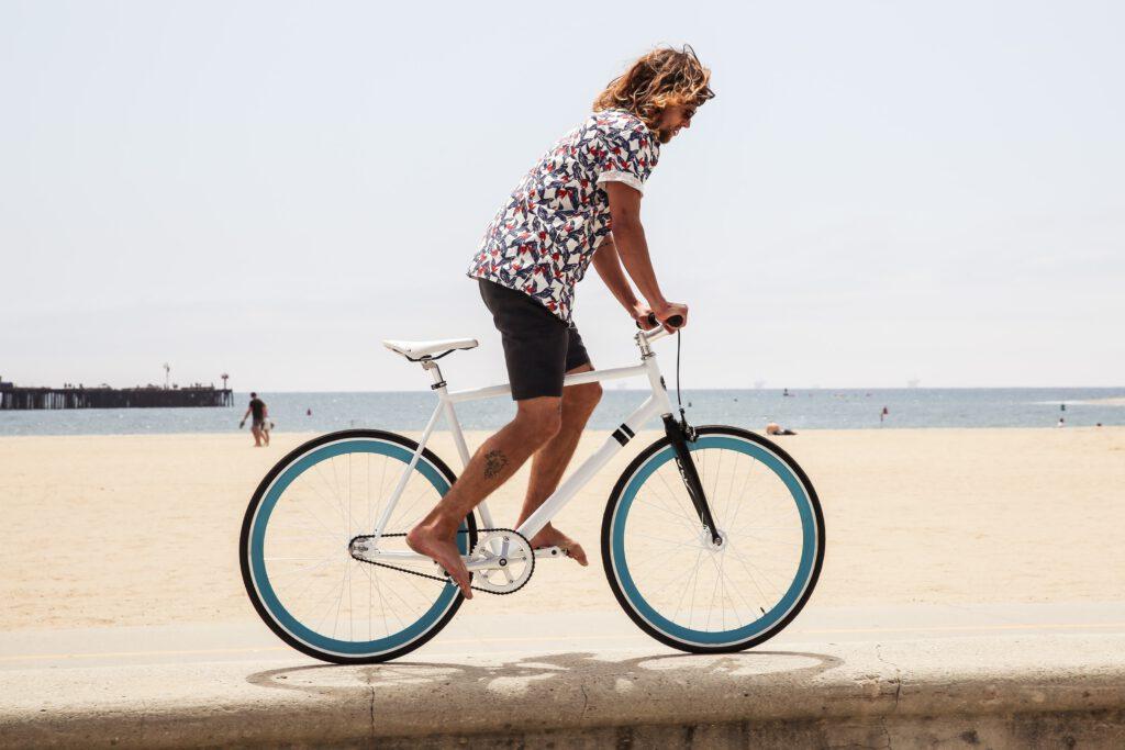 Fahrrad auf Wangerooge mieten