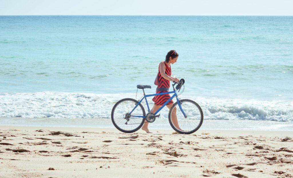 Fahrrad auf Borkum mieten